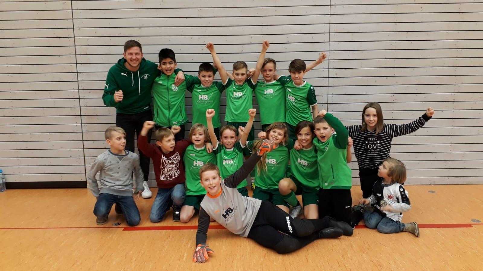 E1-Jugend Hobbyturnier beim TSV Wildberg
