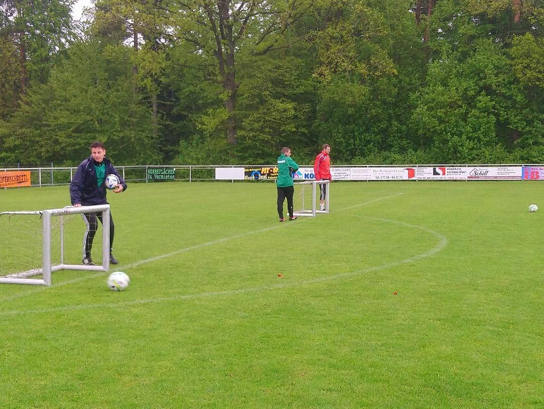 E1 Jugend Training