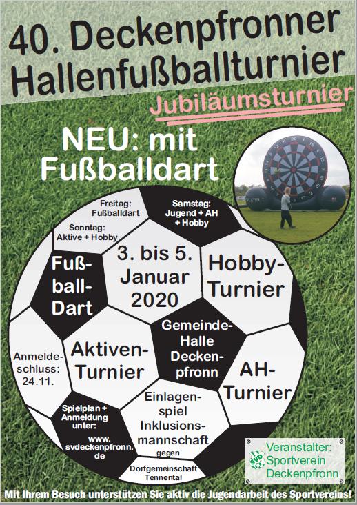 Hallenturnier 2020